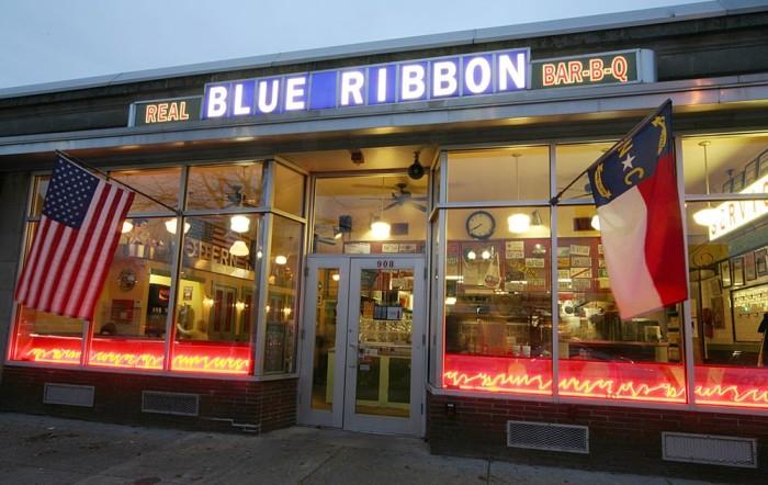 11. Blue Ribbon BBQ, West Newton