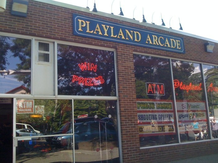 11. Leonelli's Playland Arcade, Lake George