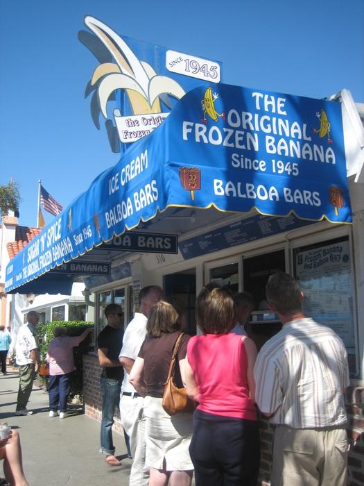 14. Balboa Island in Newport Beach