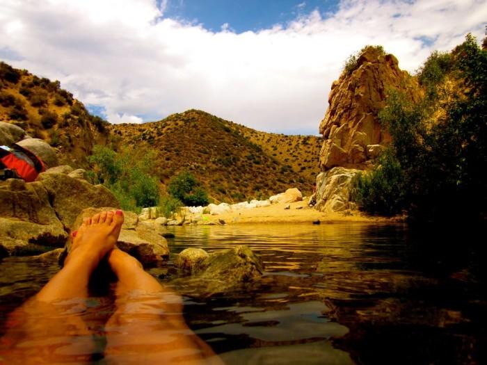 13. Deep Creek Hot Springs in San Bernardino County