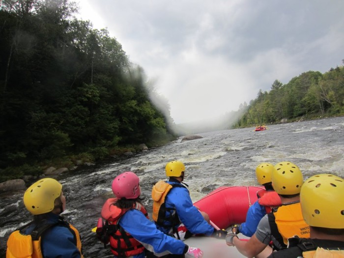 8. Whitewater Challengers