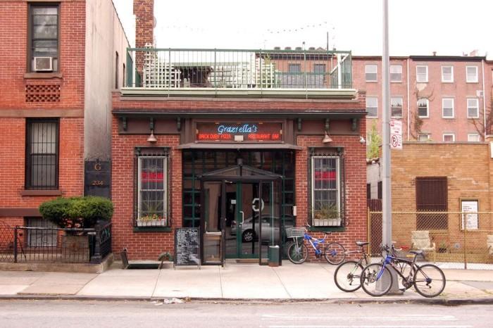8. Graziella's, Brooklyn