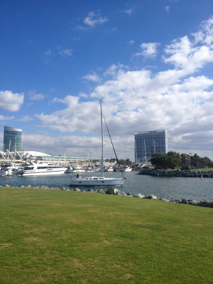 6. Embarcadero Marina Park North