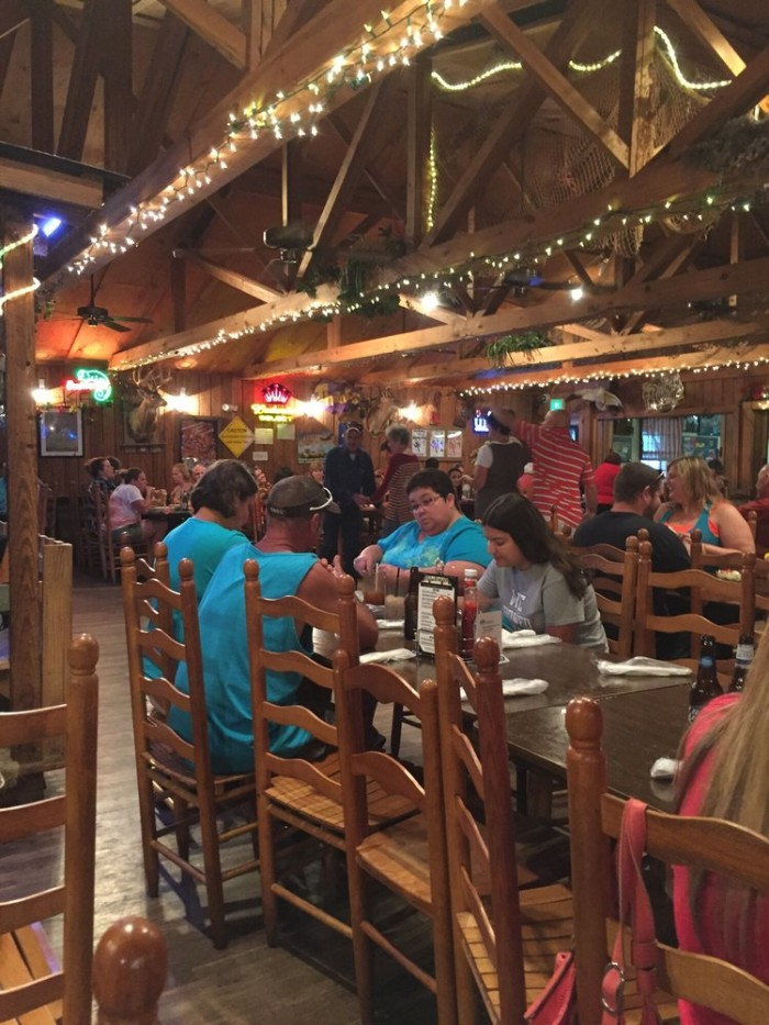 Day 3: Dinner- D.I.'s Cajun Restaurant, 6533 Evangeline Hwy, Basile, LA