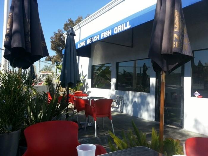 10. Long Beach Fish Grill