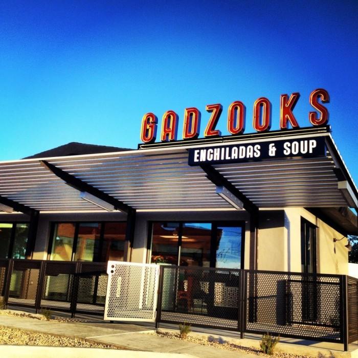 2. Gadzooks Enchiladas and Soup, Phoenix