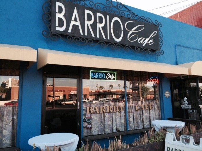 1 Barrio Cafe Phoenix