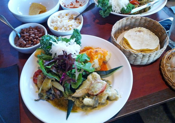 8. Want a fancy meal? Try out one of Arizona's many award winning restaurants, such as the Turquoise Room in Winslow or Café Poca Cosa in Tucson.
