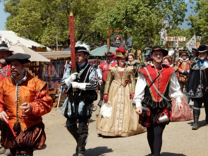 8. The Original Renaissance Pleasure Faire in Irwindale