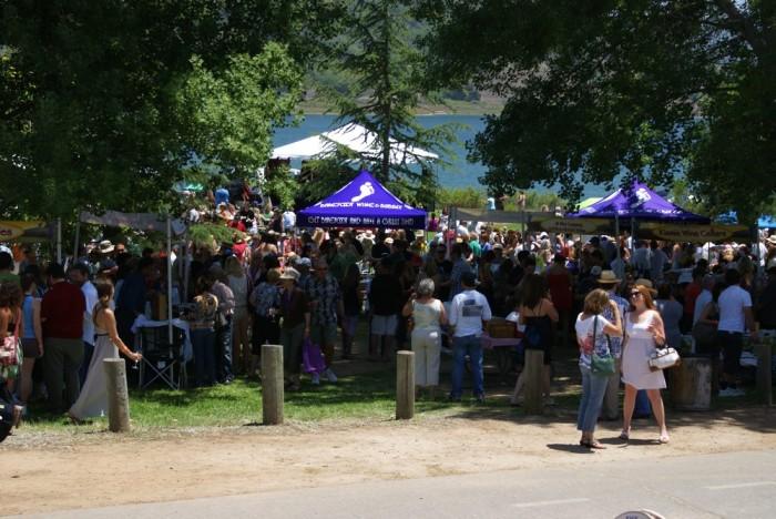 12. Ojai Wine Festival