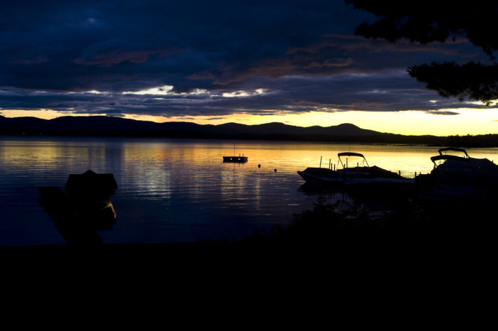 10. Ossipee Lake
