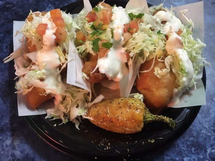The 10 best fish taco restaurants in southern california for Oscars fish tacos san diego