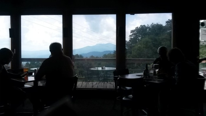 6. Canyon's Historic Restaurant, Blowing Rock