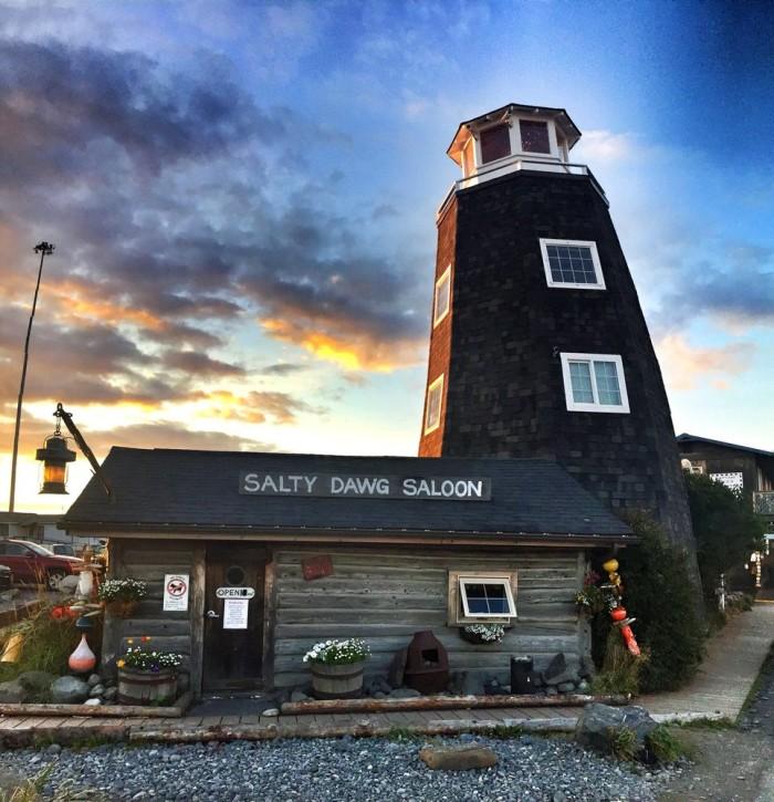 4. Salty Dawg Saloon