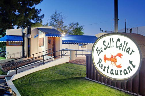9. The Salt Cellar, Scottsdale