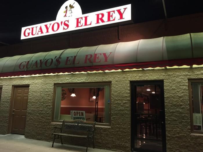 3. Guayo's El Rey, Miami-Globe