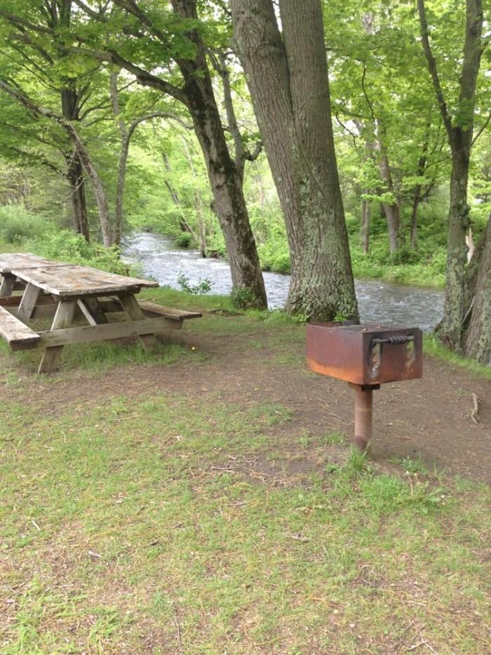 6. Black Rock State Park (Watertown)