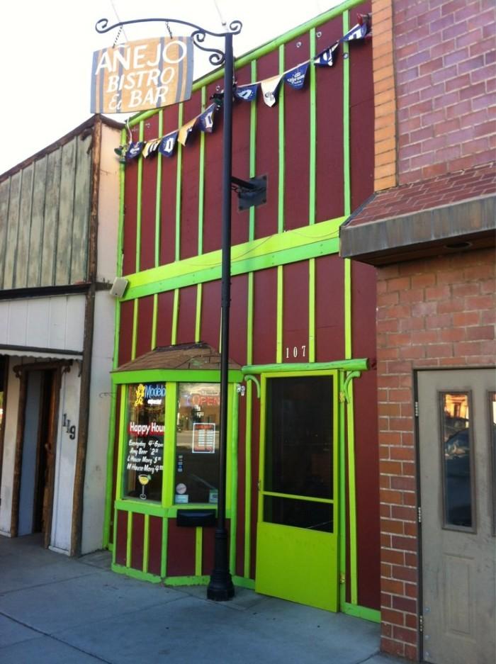 10. Anejo Bistro & Bar (Gunnison)