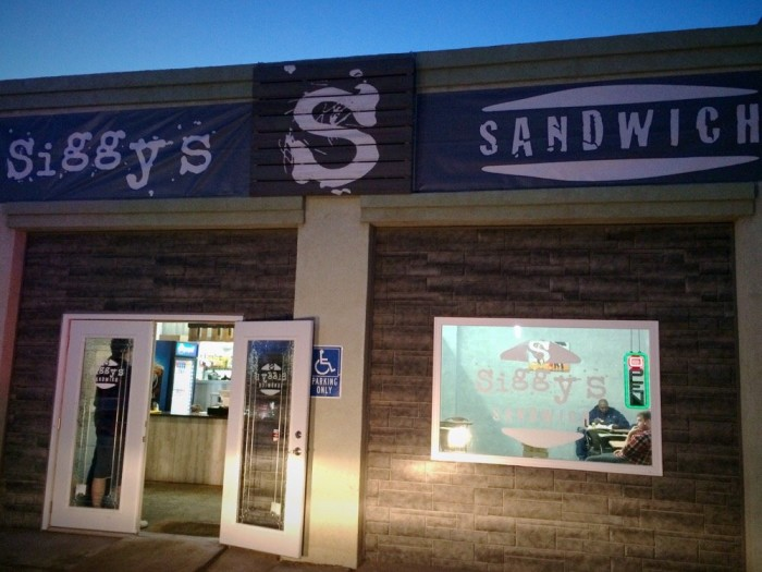 2. Siggy's Sandwich - Watford
