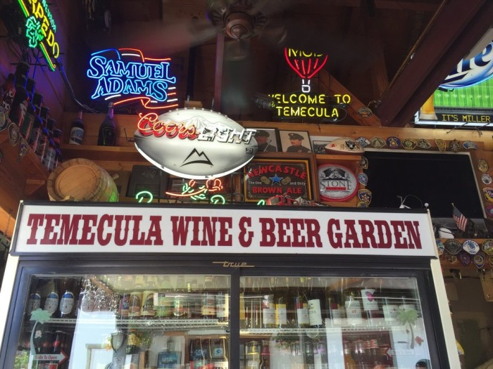 10. Temecula is ranked as number 21 on the list of 100 drunkest cities in  the state.