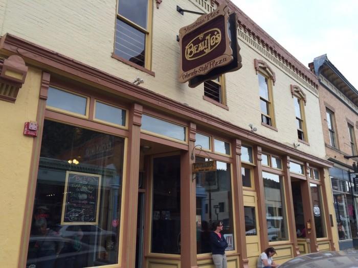 3. Beau Jo's (Idaho Springs)