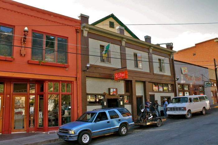 7. St. Elmo Bar, Bisbee
