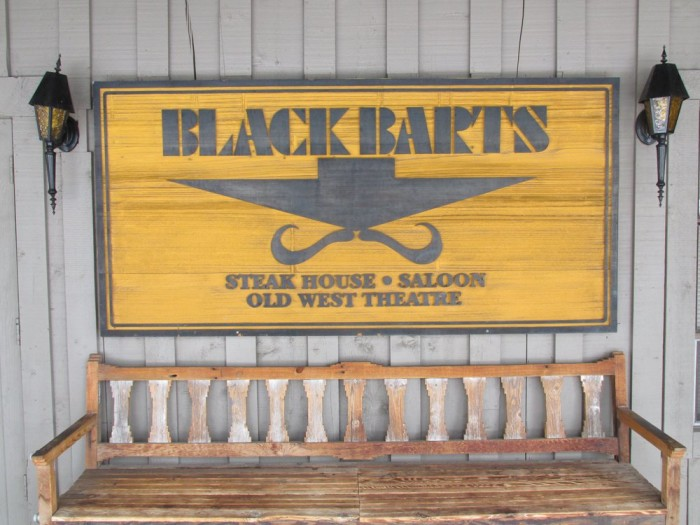 1. Black Barts Steakhouse, Saloon, & Musical Revue, Flagstaff