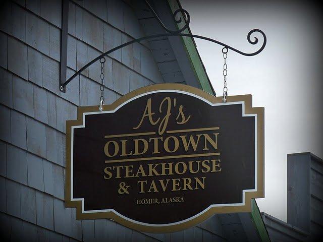 1. AJ's Old Town Steakhouse