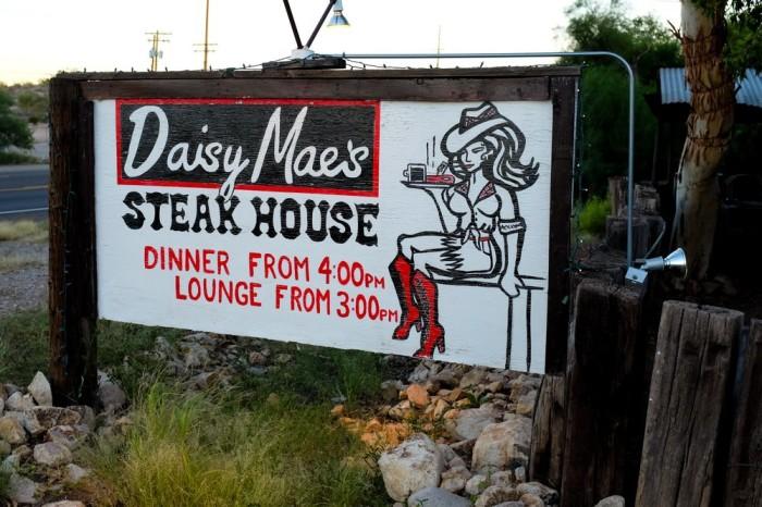 4. Daisy Mae's Steakhouse, Tucson