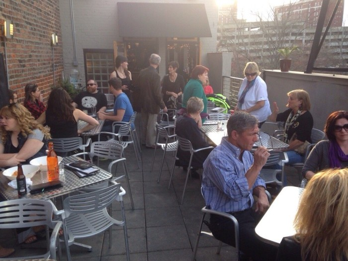 4. Social Lounge, Asheville