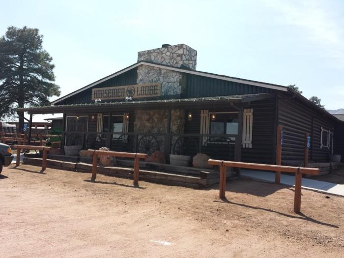 6. The Horsemen Lodge, Flagstaff