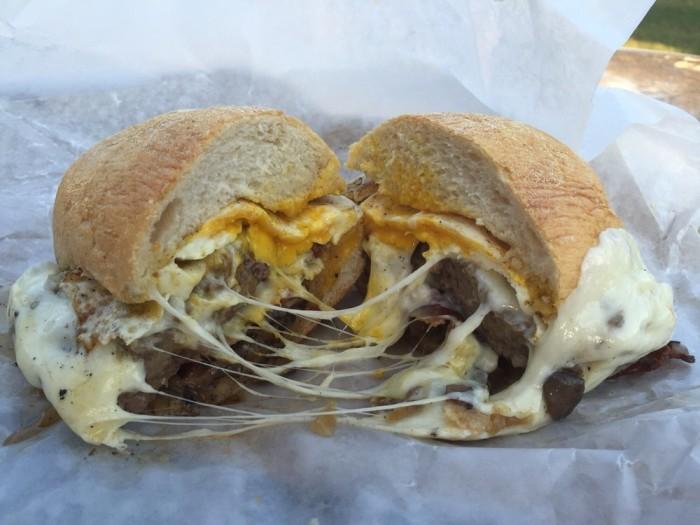 1. Steamed Cheeseburgers