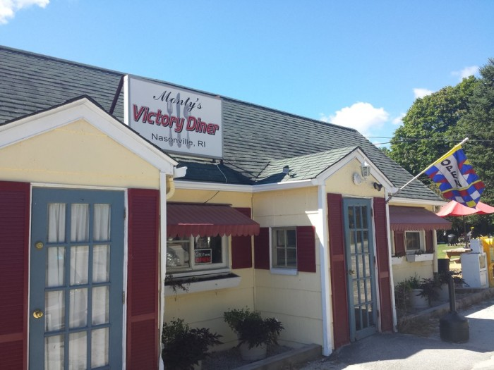 10. Victory Square Diner, Burrillville