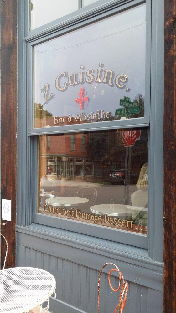 2. Z Cuisine & A Côté (Denver)