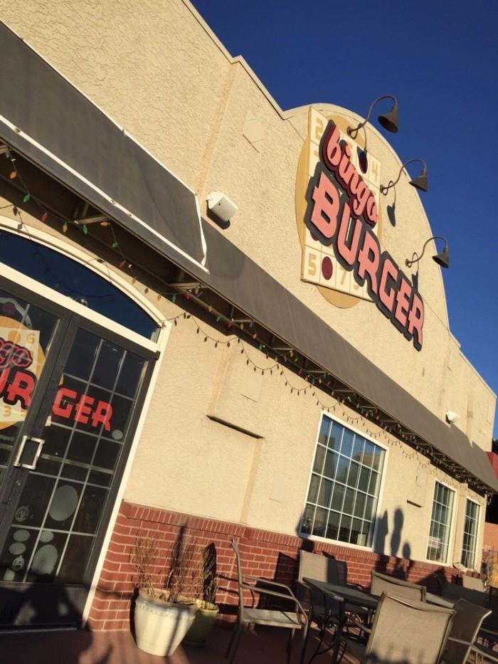 4. Bingo Burger (Pueblo)