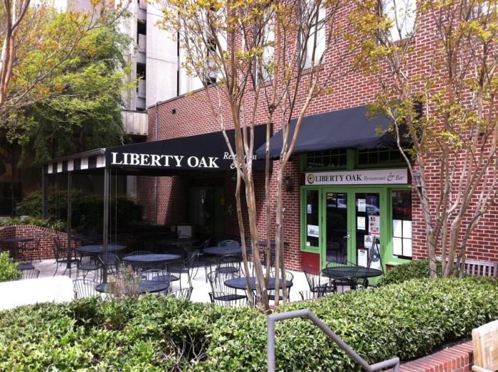 10. Liberty Oak Restaurant and Bar, Greensboro