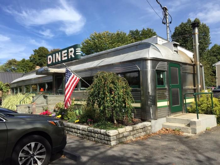 7. Historic Village Diner, Red Hook