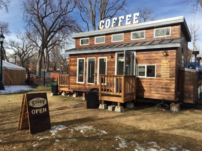 4. Story Coffee Company (Colorado Springs)