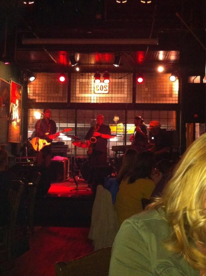 4. Theodore's Booze Blues & BBQ, Springfield