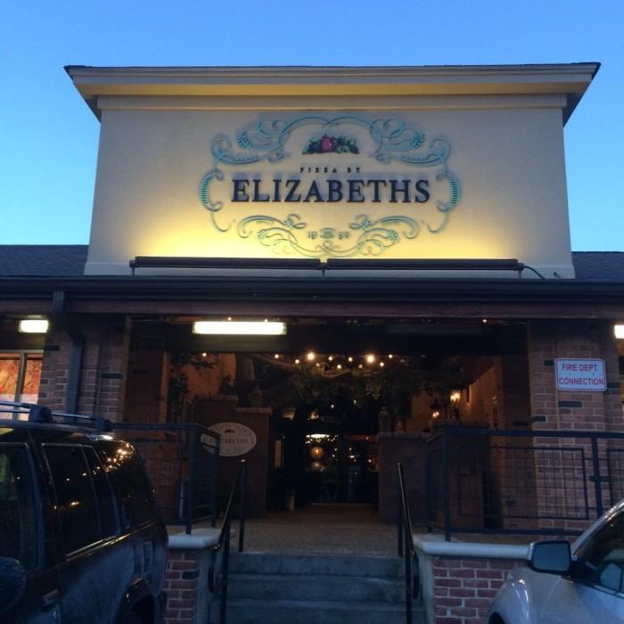 9. Pizza by Elizabeths, Greenville