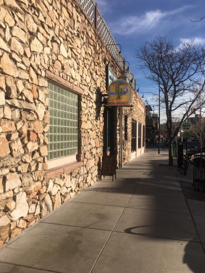 9. Rio Grande (Boulder)