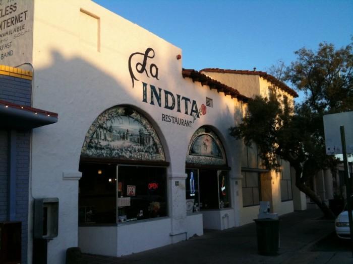 6. La Indita, Tucson
