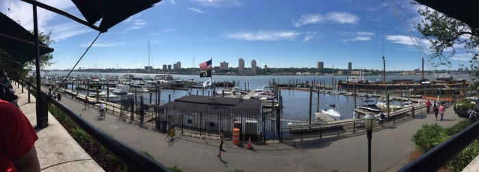 11. Boat Basin Cafe, New York City