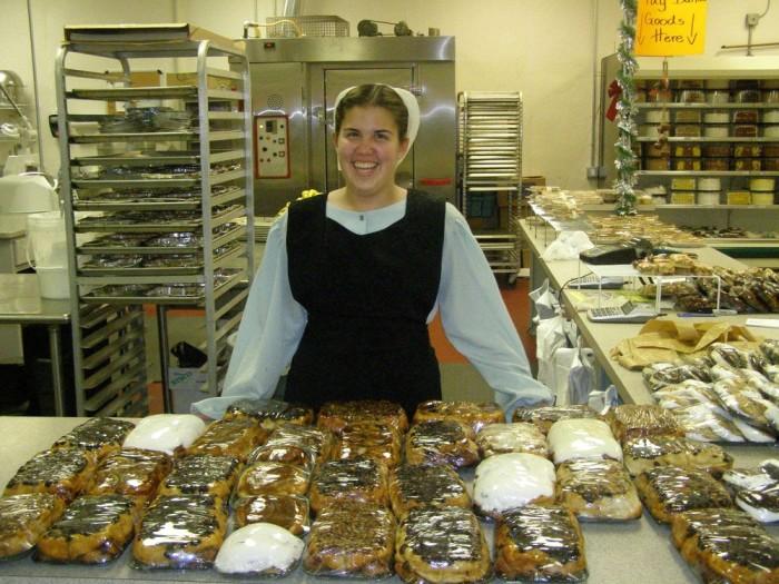 8. A&R Bakery - Dutch Country Farmer's Market, Middletown