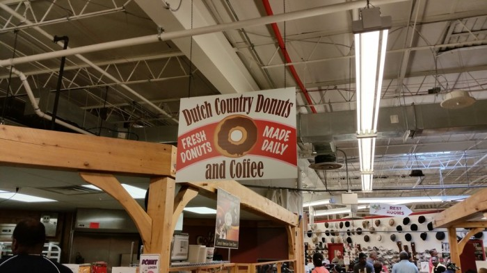 4. Dutch Country Donuts, New Castle