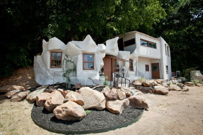 1. Tour the Cave House in Tulsa.