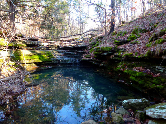 11. Take a dip or stroll the grounds at Greenleaf State Park.