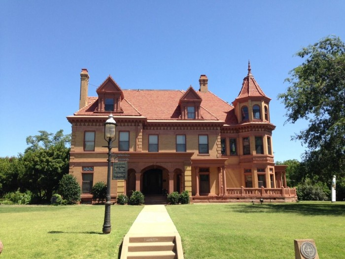 4. Tour the historic Henry Overholser Mansion.