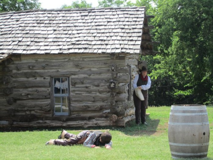 6. Immerse yourself in history at the Pawnee Bill Ranch & Museum in Pawnee.