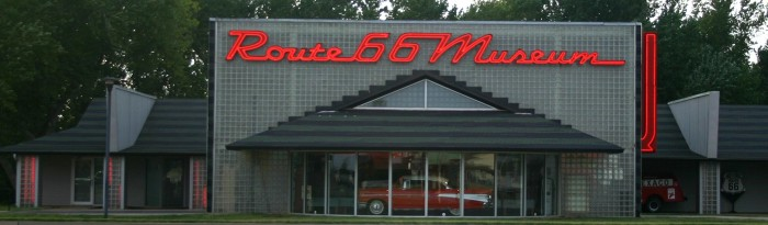 9. Go to the Route 66 Museum in Clinton to learn all about the Mother Road.